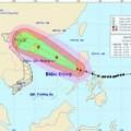 Tin tức - Bão Rammasun giật cấp 16 đã đi vào biển Đông