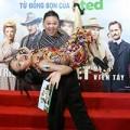TV Show - Minh Béo bế ẵm Thùy Dương khi đi xem phim