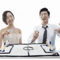 Làng sao - Ảnh cưới lãng mạn của cầu thủ Park Ji Sung