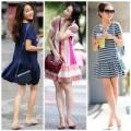 Thời trang - Chiếc váy hạ eo dành cho ai?