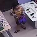 Tin tức - Nữ khách trộm smartphone trước mặt nhân viên bảo vệ