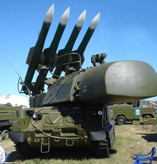 ukraine khang dinh khong ban mh17 cua mas - 1