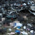 Tin tức - Video: Cận cảnh hiện trường máy bay MH17 rơi ở Ukraine