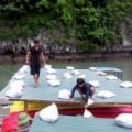 Quảng Ninh: Đưa dân lên hang động tránh bão Thần Sấm