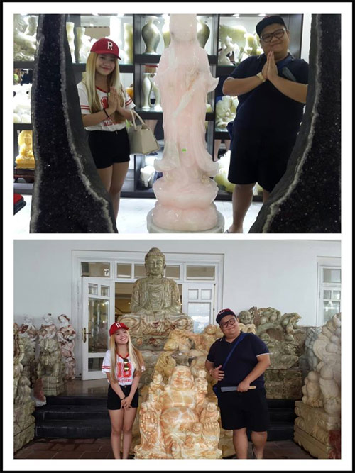 jennifer pham hanh phuc don con trai ve nuoc - 6