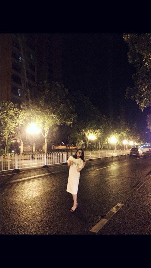 jennifer pham hanh phuc don con trai ve nuoc - 12