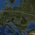 Tin tức - Hành trình kỳ lạ trong đường bay của MH17