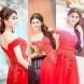 """Làng sao - Lâm Chi Khanh được mệnh danh """"nữ hoàng váy cưới"""""""