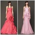 """Thời trang - """"Suy nghĩ màu hồng!"""" từ áo cưới Vera Wang"""