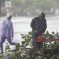 Tin tức - Bão Thần Sấm: Cột ăng ten, cây đổ ngổn ngang vì gió giật