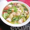 Bếp Eva - Canh tôm nấu chua ngon tuyệt