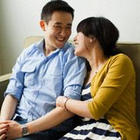 Đàn ông ngại nói yêu vợ