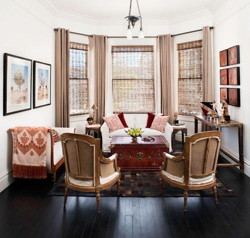 15 mẹo thiết kế và bài trí phòng khách nhỏ - 2