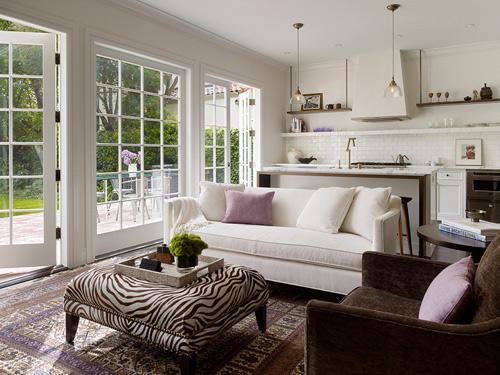 15 mẹo thiết kế và bài trí phòng khách nhỏ - 4