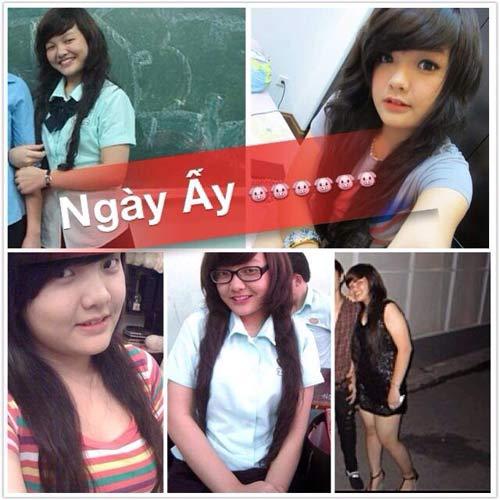 """""""choang"""" can nang qua khu cua hot girl sai gon - 2"""