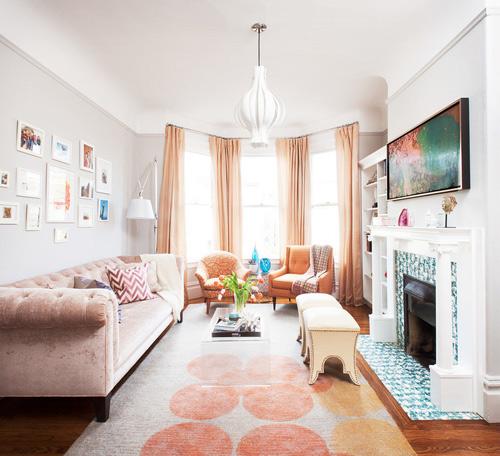 15 mẹo thiết kế và bài trí phòng khách nhỏ - 11