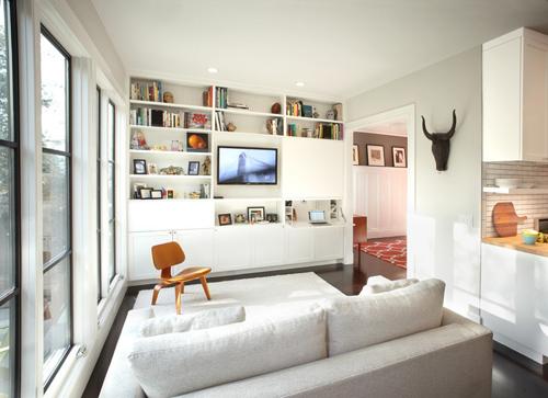 15 mẹo thiết kế và bài trí phòng khách nhỏ - 7