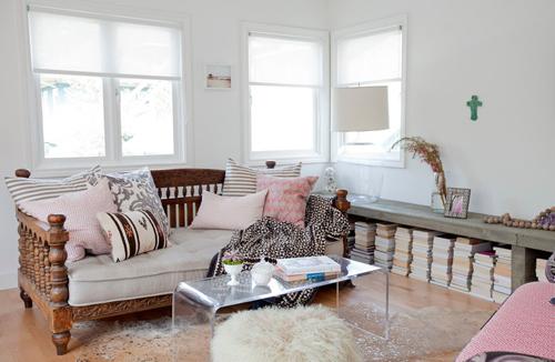 15 mẹo thiết kế và bài trí phòng khách nhỏ - 8