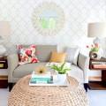 Nhà đẹp - 15 mẹo thiết kế và bài trí phòng khách nhỏ