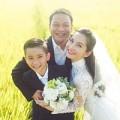 Làng sao - Kim Hiền về quê chụp ảnh cưới trước khi sang Mỹ