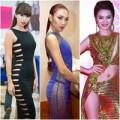 Thời trang - Sao Việt đua mốt khoe hông táo bạo như sao ngoại