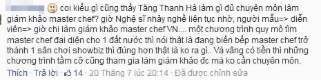 """khan gia """"doa"""" khong xem masterchef viet vi co ha tang - 2"""