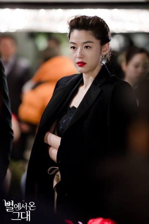 jeon ji hyun tro thanh nu hoang quang cao - 2