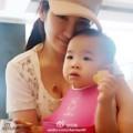 Làng sao - Huỳnh Dịch vui vẻ bên con gái hậu ly hôn