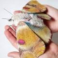 Đi đâu - Xem gì - Nghệ thuật thêu bướm khổng lồ của nghệ sỹ Nhật