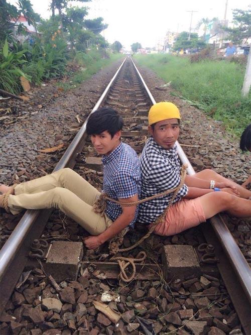 "truong quynh anh muon ""mua nhung phep mau"" - 10"