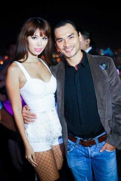 """ha anh - co nang """"boc lua"""" cua showbiz - 7"""