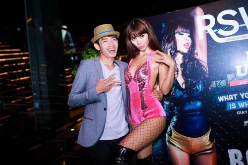 """ha anh - co nang """"boc lua"""" cua showbiz - 10"""