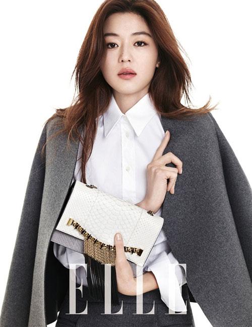 """""""minh tinh trai dat"""" jeon ji hyun khoe chan tong teo - 6"""