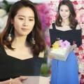 Làng sao - Lưu Thi Thi thon gọn sau tin đồn mang thai