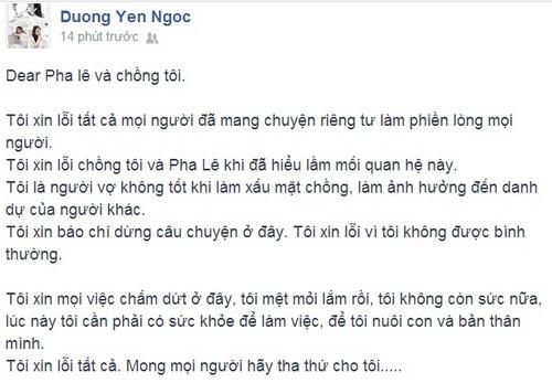 duong yen ngoc bat ngo xin loi pha le va chong - 4