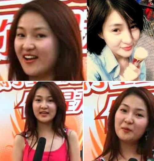 hot girl xinh dep thanh tham hoa vi 'dao keo' - 2