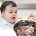 Làm mẹ - Thực hư chuyện hầm xương nấu cháo con chán ăn