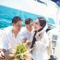 """Làng sao - Ảnh cưới """"như mơ"""" của Kim Hiền ở Mỹ"""