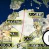 Phi cơ Pháp tìm thấy xác máy bay của Algeria ở Mali