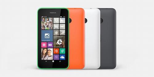 nokia ra mat lumia 530 gia re ke nhiem lumia 520 - 2