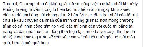 masterchef vietnam: btc phot lo loi xin loi? - 3