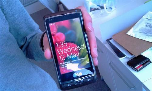 lo dien smartphone moi cua lg chay windows phone 8.1 - 1