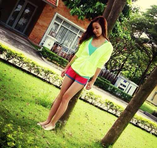 anh facebook lung linh nhu hotgirl cua cac co be ghvn - 14