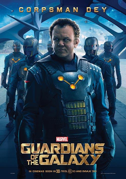 guardians of the galaxy - quyet dinh lieu linh cua marvel? - 2