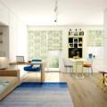 Nhà đẹp - Nội thất tinh tế của căn hộ nhỏ khép kín