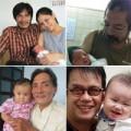 Làng sao - 4 sao Việt làm bố ở tuổi ngấp nghé 60