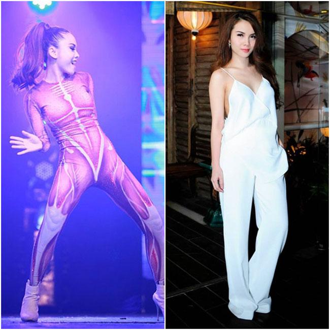 Yến Trang từng khoác lên mình những bộ trang phục khá nhạy cảm, đôi khi còn ngông cuồng nhưng thời gian gần đây nữ ca sĩ đang dần chứng tỏ một phong cách thời trang ấn tượng như một fashionista.