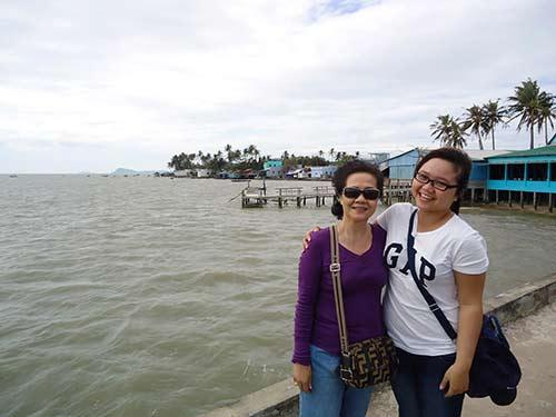 Câu chuyện giảm cân ngoạn mục của cô gái Sài Gòn - 1