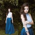 Thời trang - Vì sao phái đẹp cần váy maxi?