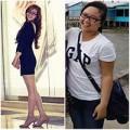 Làm đẹp - Câu chuyện giảm cân ngoạn mục của cô gái Sài Gòn